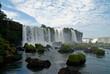 Las Cataratas del Iguazú, Argentina, Brasil