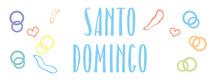 Web Label Sticker Santo Domingo