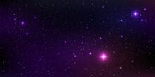 Beautiful Galaxy Background Wi...