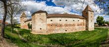 Ancient Castle In Lower Austria