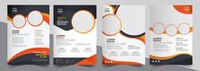 Brochure Design, Cover Modern ...