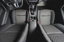 Black Car Driver Seat