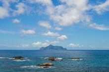 Guishan Island (Turtle Island) In Yilan County, Taiwan