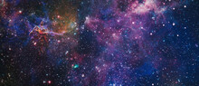 High Quality Space Background....