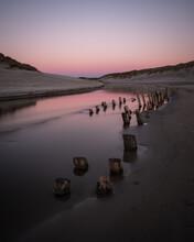 Sunset Henne Strand