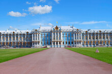 Catherine Palace In Pushkin, R...