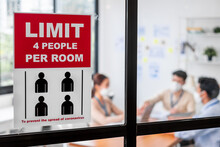 Limit People In Meeting Room S...