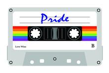 Ilustracao Vetor Cassette Tape...