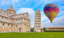 Piazza Dei Miracoli, With The ...