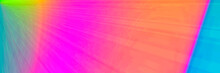 Abstract Gradient Bright Color...