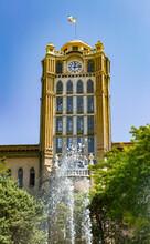 Time Tower In Tabriz Iran