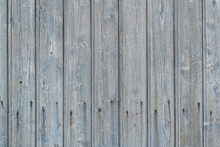 Background Photo Of Weathered Gray Wood Scrap.
