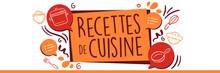 Recettes De Cuisine - Bandeau - Bannière