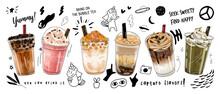 Bubble Milk Tea Special Promot...