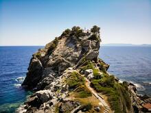 The Church Of Agios Ioannis On...