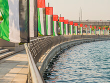 A Typical Scene In Dubai UAE