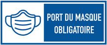 Port Du Masque Obligatoire Ble...