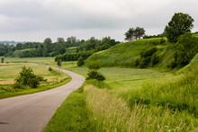 Picturesque Green Landscape Vi...