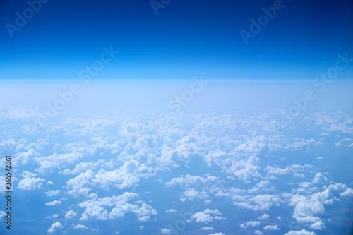 Wolkendecke Canvas Print