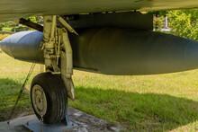 Landing Gear And External Fuel Tank