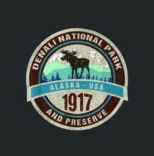 Denali National Park Alaska Mo...