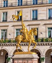 Statue Of Joan Of Arc (Jeanne ...