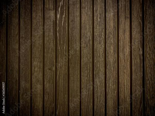Fototapeta Natureal dark wooden texture background.Wood texture. obraz na płótnie