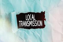 Handwriting Text Local Transmi...