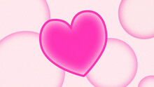 Happy Valentine Day Hearts.Lov...