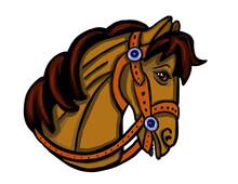 Horse Illustration
