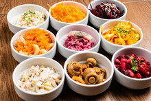 Different Kinds Of Salad