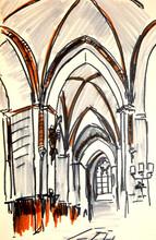 Gothic Vaults Of The Catholic ...