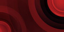 Abstract Background Dark Red With Basic Geometry Lighting And Shadow Element Vector Illustration