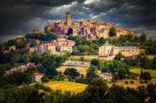 The Village Of Cordes Sur Ciel...