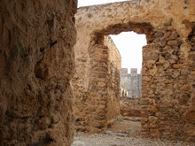 The Venetian Fortress Of Frang...