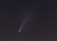Comet C/2020 F3 Neowise In The...
