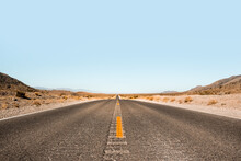 Endless Expanse . Road In The ...