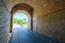 The Entrance Under Quang Duc G...
