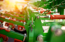 Modern Agricultural Machinery ...