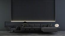Modern Interior Mock Up Design...