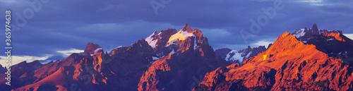 Valokuvatapetti Patagonia