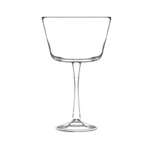 Coupe Glass For Champagne Isolated On White. Hand Drawn Illustration. Pencil Sketch Of Empty Glassware For Alcohol Drink. Design Element For Bar And Restaurant Menu, Recipes, Flyers.