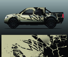 Truck And Vehicle Graphic Vect...