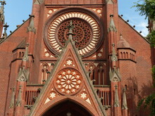 The Christ Church In Hanover I...