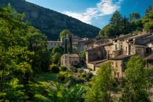 The Medieval Mountain Village ...