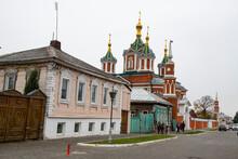 Church Of St. Nicholas In Posada, Kolomna, Moscow Oblast