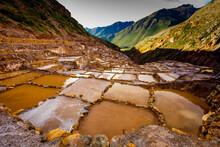 Salt Mines, Maras, Sacred Vall...