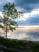 Lake Champlain, Burlington, Vermont, New England