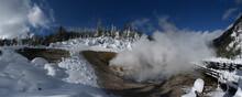 Beryl Spring, Yellowstone Nati...