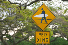 Pedestrian Crossing Sign Modif...
